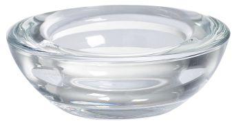Świecznik szklany 20/74 mm 4 szt. w opak.