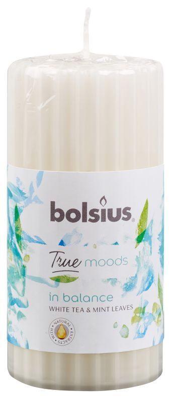 Świeca pieńkowa zapachowa 120/58 True Moods In Balance 6 szt. w op.