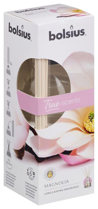 Dyfuzor zapachowy 45ml True Scents Magnolia 6 szt. w op.