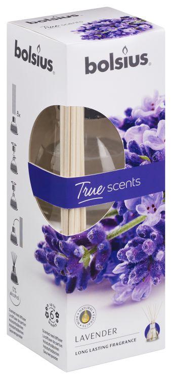 Dyfuzor zapachowy 45ml True Scents Lawenda 6 szt. w op.
