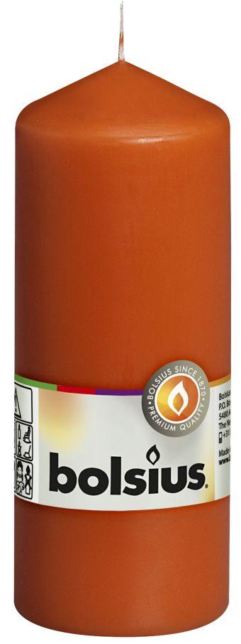 Świeca pieńkowa 150/58 mm mango 10 szt. w opak.