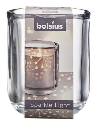 Świecznik Sparkle Light 87/71 classic 4 szt. w opak.