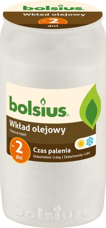 Wkład olejowy biały nr 2 30 szt. w opak.