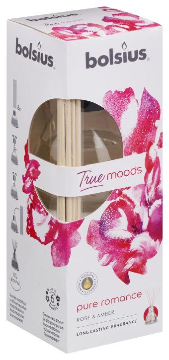 Dyfuzor zapachowy 45ml True Moods Pure Romance 6 szt. w op.