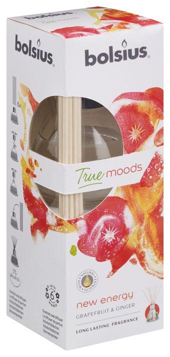 Dyfuzor zapachowy 45ml True Moods New Energy 6 szt. w op.