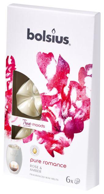 Płatki zapachowe True Moods Pure Romance </br> 48 szt. w op.