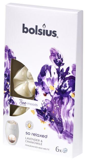 Płatki zapachowe True Moods So Relaxed </br> 48 szt. w op.