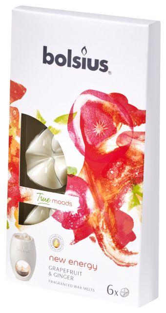 Płatki zapachowe True Moods New Energy </br> 48 szt. w op.