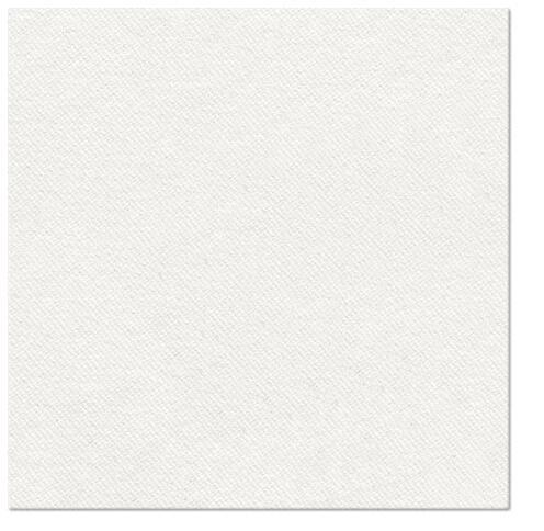 Serwetki Airlaid Paw, składane na 1/4, 40 cm x 40 cm, Białe, 800 szt. w op.