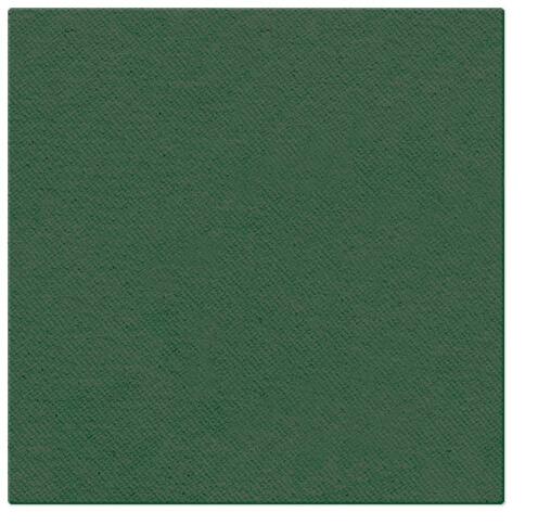 Serwetki Airlaid Paw, składane na 1/4, 40 cm x 40 cm, Ciemno Zielone, 800 szt. w op.