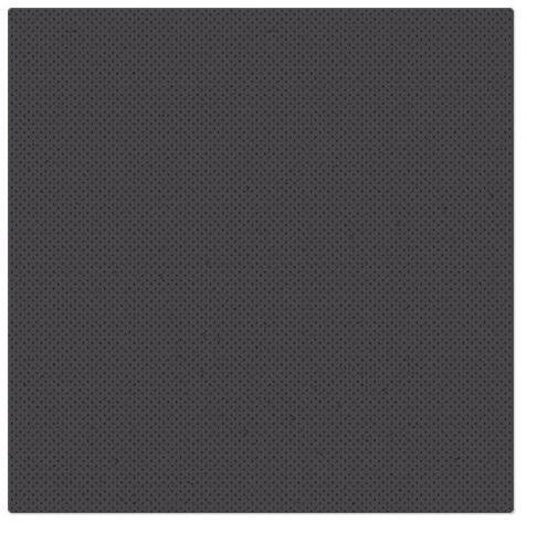 Serwetki Punta Punta, składane na 1/4, 38 cm x 38 cm, Czarne, 400 szt. w op.