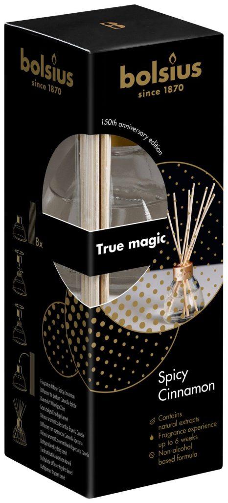 Dyfuzor zapachowy 45ml True Magic Pikantny cynamon