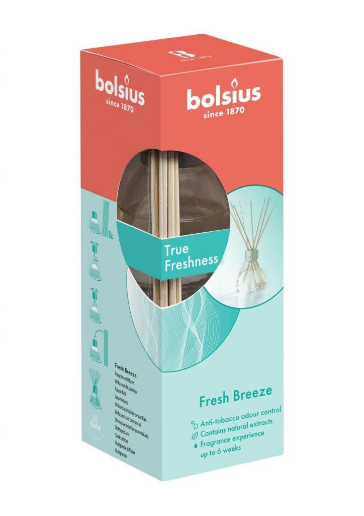 Dyfuzor zapachowy 45ml True Freshness Świeża bryza 6 szt. w op.