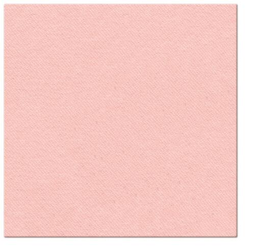Serwetki Airlaid Paw, składane na 1/4, 40 cm x 40 cm, Różowe, 800 szt. w op.