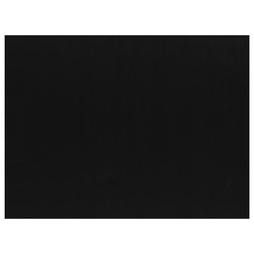 Podkładki na stół z papieru 30 cm x 40 cm, Czarne, 1000 szt. w op.