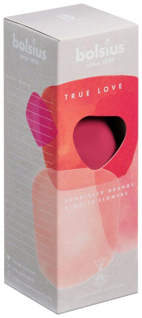 Dyfuzor zapachowy 45ml True Love, 6 szt. w op.