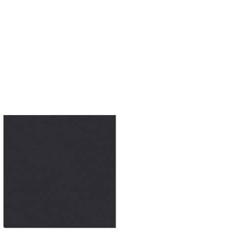 Serwetki Coctailowe Airlaid, składane na 1/4, 20 cm x 20 cm, Czarne, 800 szt. w op.