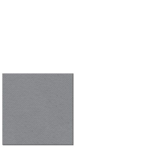 Serwetki Coctailowe Airlaid, składane na 1/4, 20 cm x 20 cm, Szare, 800 szt. w op.