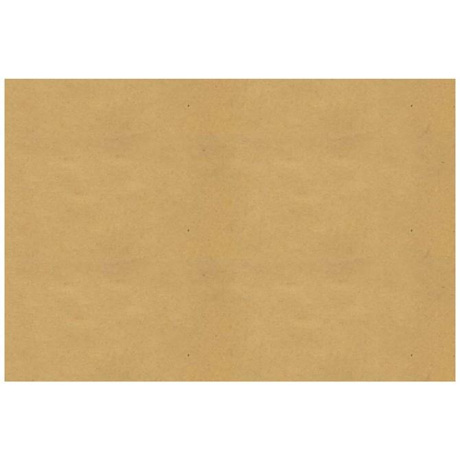 """Podkładki na stół z papieru 30 cm x 40 cm, Brązowe """"Kraft"""" z recyklingu, 1000 szt. w op."""